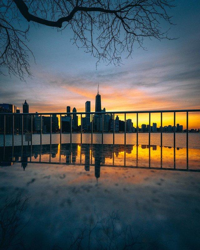 Чикаго з особливих ракурсів: фото, які варто побачити - фото 326179