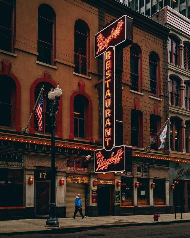 Чикаго з особливих ракурсів: фото, які варто побачити - фото 326181