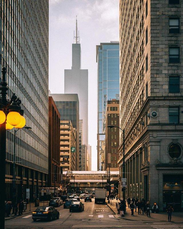 Чикаго з особливих ракурсів: фото, які варто побачити - фото 326182