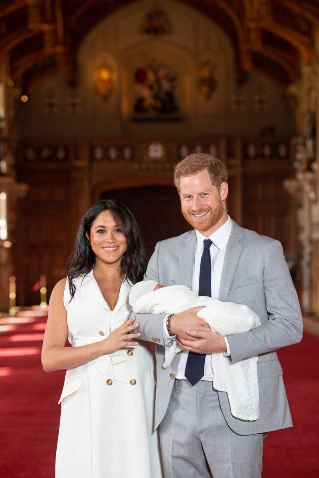 Меган Маркл і принц Гаррі - фото 326474