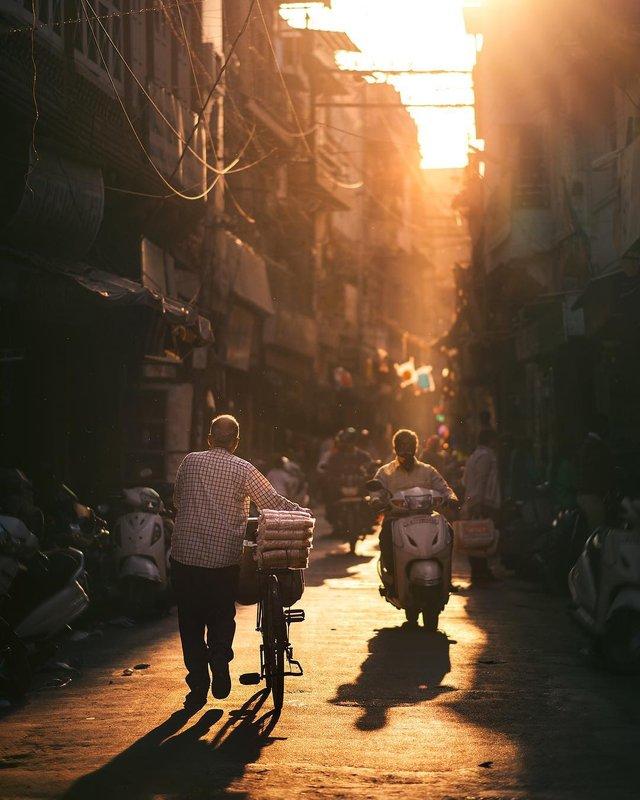 Столиця Бангладешу під час дощу: захопливі вуличні фото - фото 326537