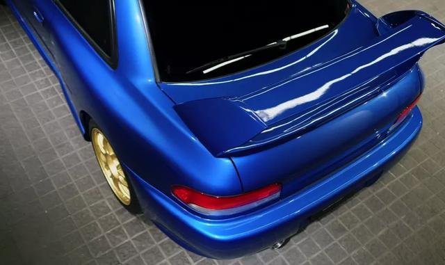 Subaru Impreza 22B STi - фото 326729