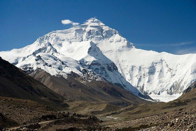 Гора Еверест  - фото 326741