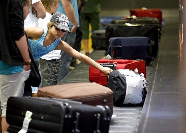 За останні 10 років кількість випадків втрат багажу значно скоротилася  - фото 326954
