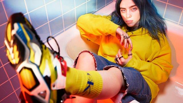 Біллі Айліш та інші зірки знялись у кампейні Calvin Klein - фото 327305