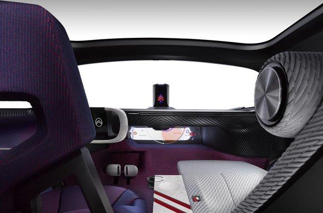 Citroen представив футуристичний безпілотник - фото 327332