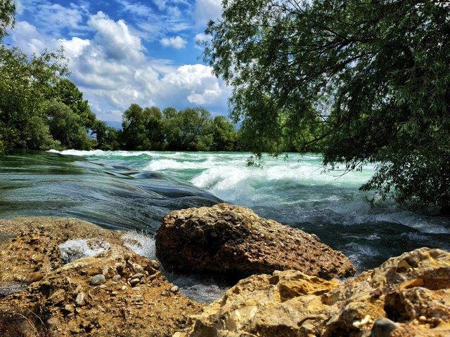 А так можна глянути на річку цілком безкоштовно - фото 327401