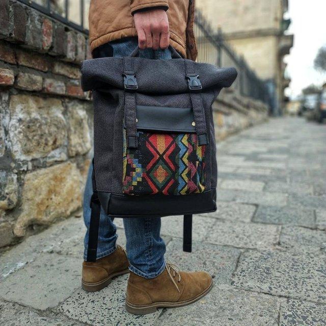 Улюблений рюкзак Horondi ідеальний для подорожей - фото 327411