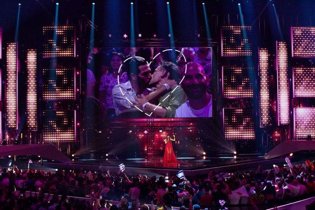 Dana International - First Semi-Final - Eurovision 2019 - фото 327591