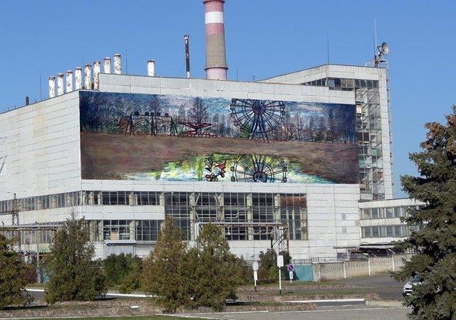 У Чорнобилі намалюють яскравий мурал: ескізи - фото 327610