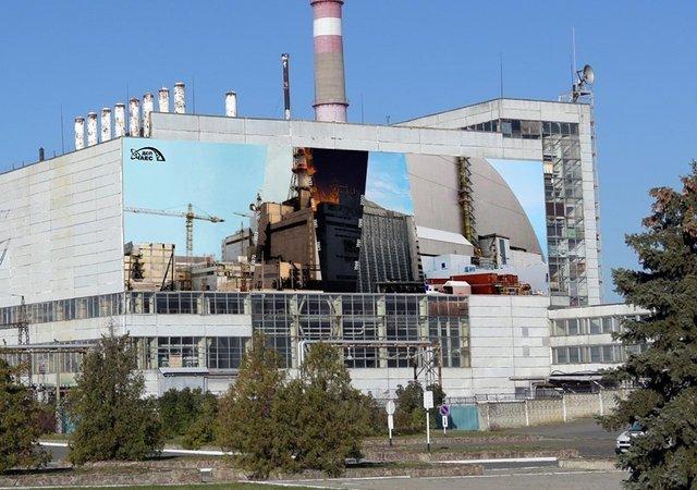 У Чорнобилі намалюють яскравий мурал: ескізи - фото 327613