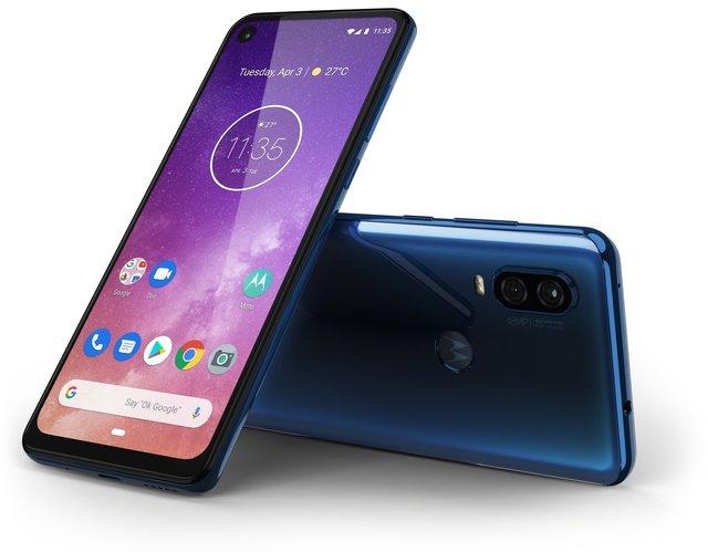 Представлено унікальний смартфон Motorola One Vision - фото 327744