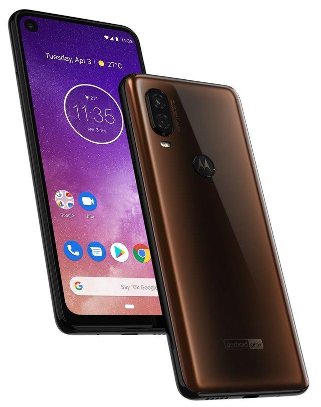 Представлено унікальний смартфон Motorola One Vision - фото 327745