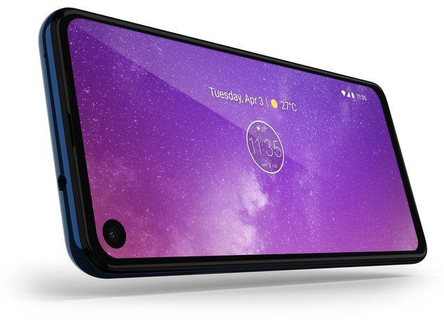 Представлено унікальний смартфон Motorola One Vision - фото 327748