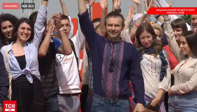 Вакарчук представив партію ГОЛОС - фото 327808