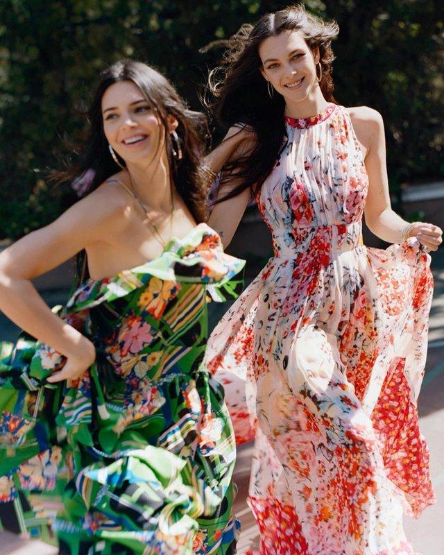 Найдорожча модель знялася для Vogue: ефектні кадри - фото 327830
