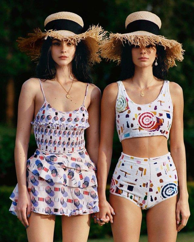 Найдорожча модель знялася для Vogue: ефектні кадри - фото 327831