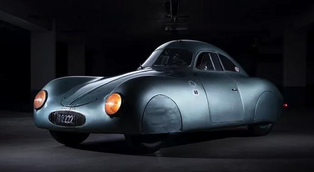 Найстаріший Porsche, що зберігся  - фото 327858