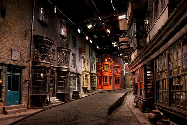 Warner Bros. The Making of Harry Potter - фото 327873