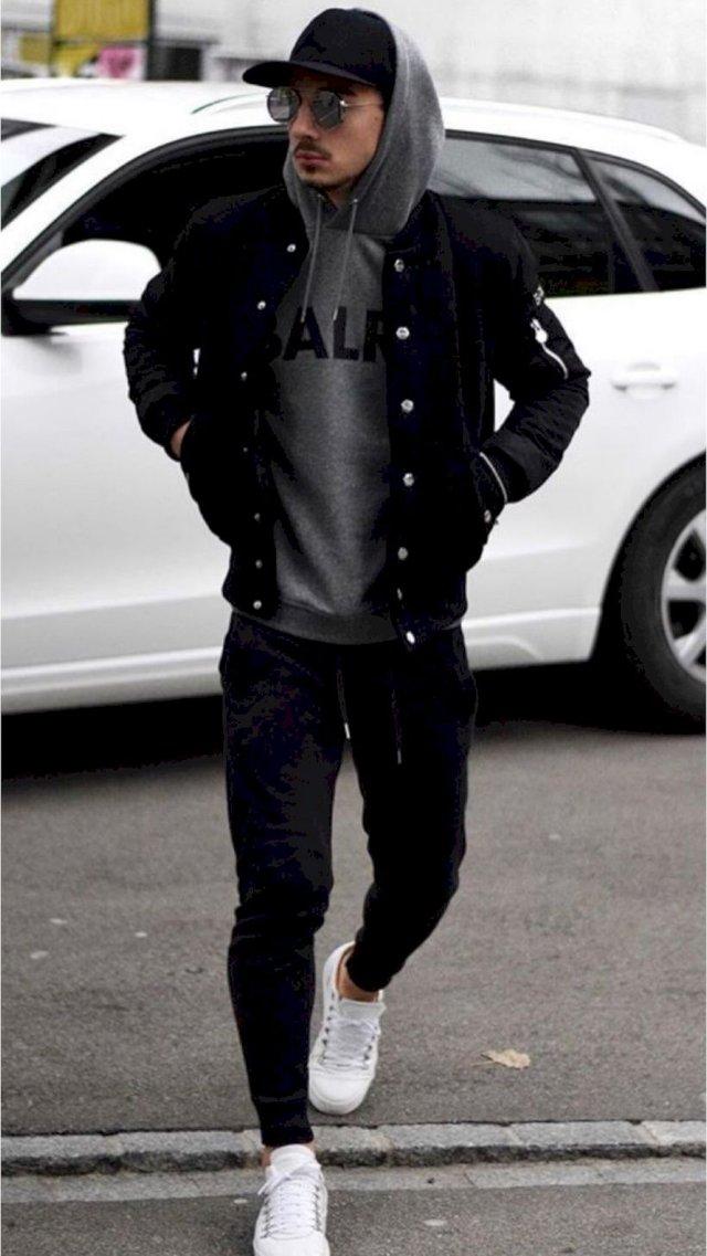 Чоловіча кепка: як вибрати, як носити та з чим поєднувати модний аксесуар - фото 328003
