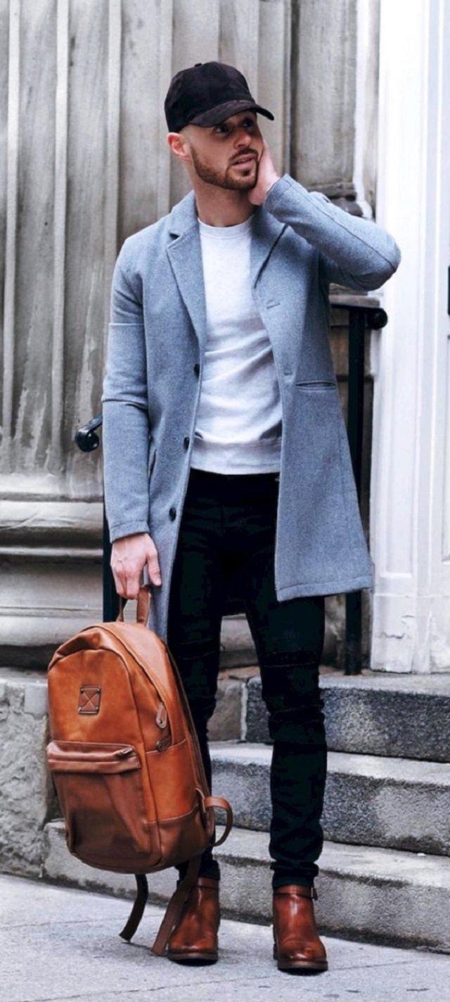 Чоловіча кепка: як вибрати, як носити та з чим поєднувати модний аксесуар - фото 328004