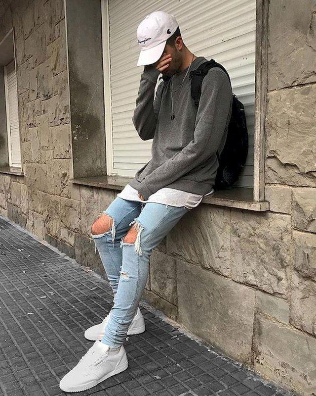 Чоловіча кепка: як вибрати, як носити та з чим поєднувати модний аксесуар - фото 328007