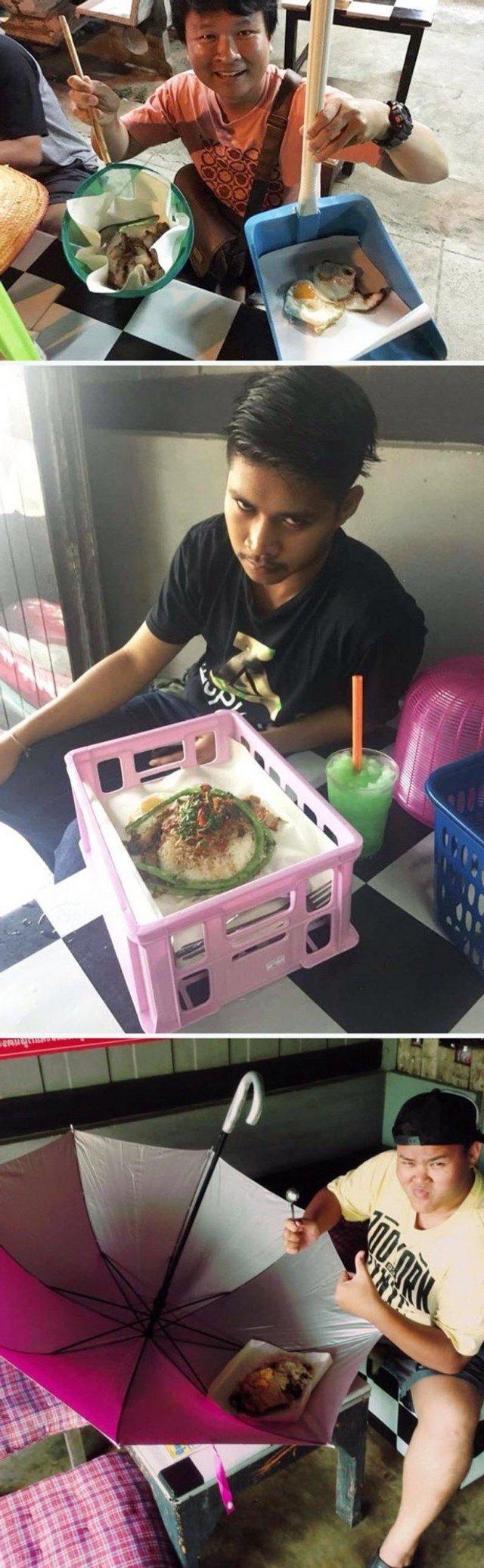 Епічна подача їжі у закладах, яка здивує кожного: фото - фото 328438