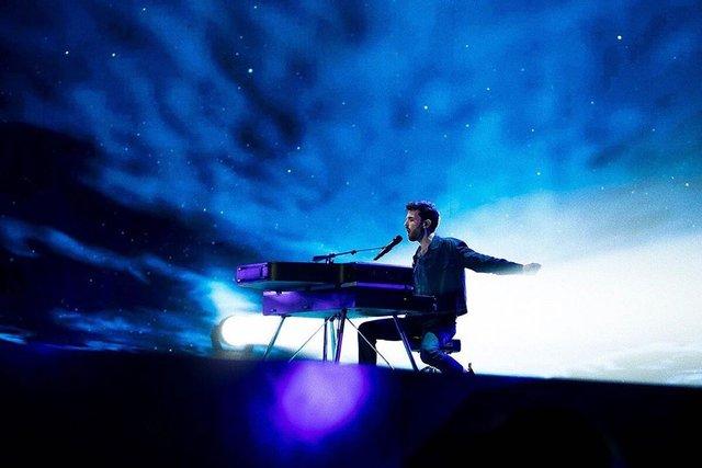 Дункан вразив усіх своїм виступом на Євробаченні - фото 328496