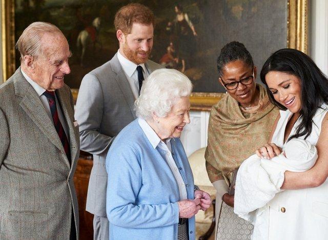 Принц Гаррі вперше став батьком 6 травня  - фото 328590
