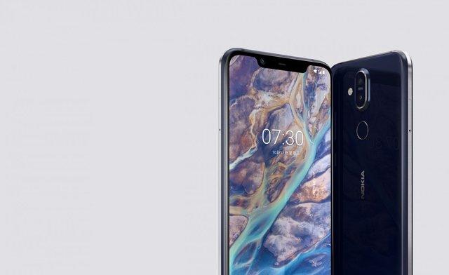 Nokia X7 2018 - фото 328610