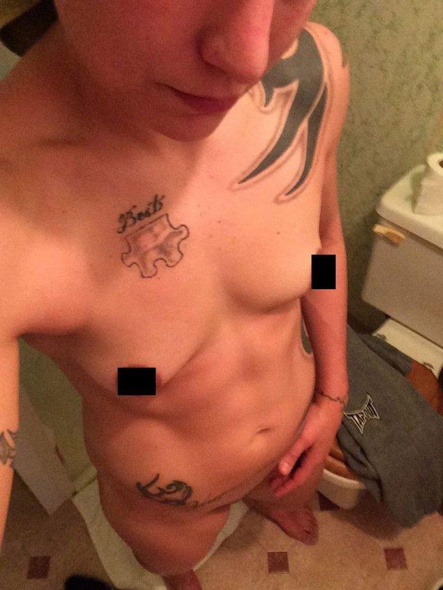 Хакери злили в мережу інтимні фото найвідоміших лесбійок UFC (18+) - фото 328618