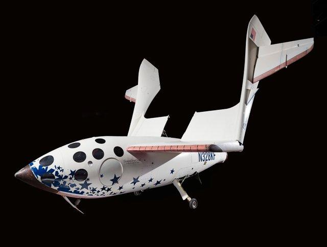 SpaceShipOne - фото 328643
