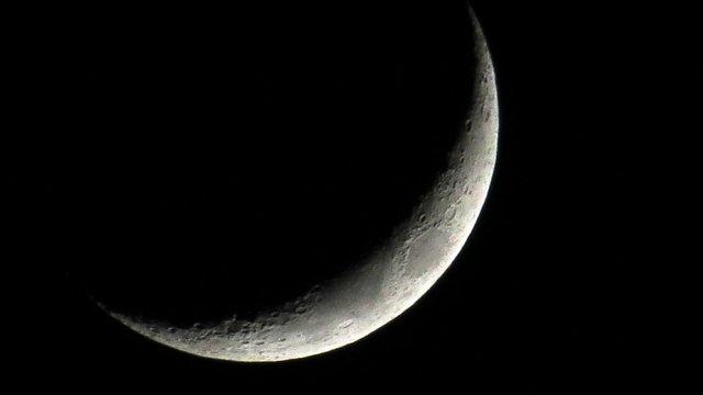 Молодий місяць  - фото 328646