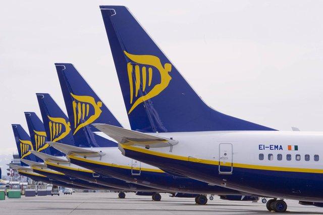 Лоукостер Ryanair в листопаді введе другу частоту на п'ятничному рейсі Київ-Варшава - фото 328808