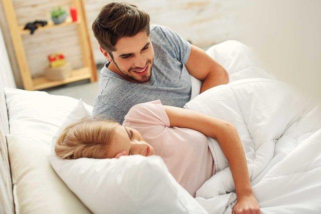 Найчастіше сексом займаються пари, які недавно сформувалися - фото 328868