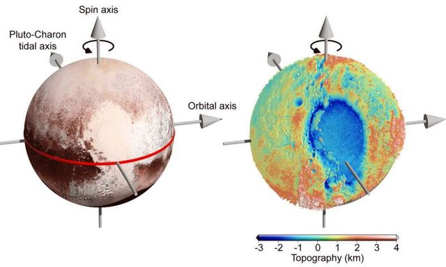 На Плутоні знайшли рідкий океан - фото 329032