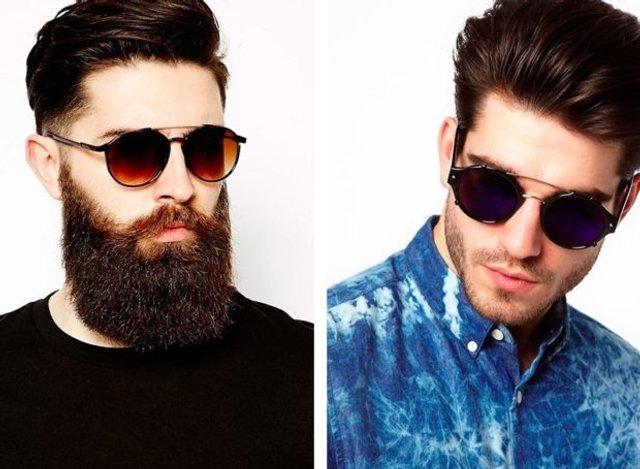 Як носити чоловічі сонцезахисні окуляри: правила етикету та трендові оправи - фото 329104