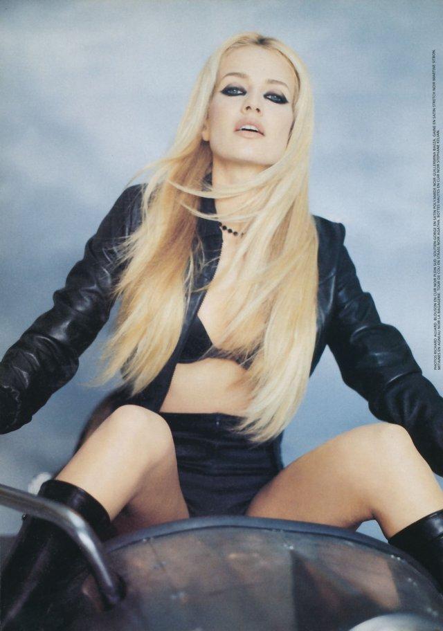 Моделі 90-х: як змінилася ангел Victoria's Secret Карен Мюлдер (18+) - фото 329150