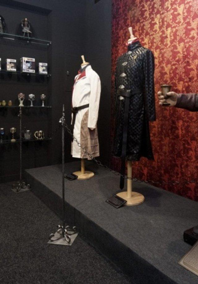Фото з музею Гри престолів  - фото 329185