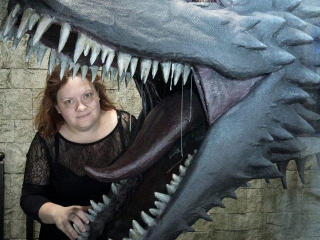 Фото з музею Гри престолів  - фото 329186