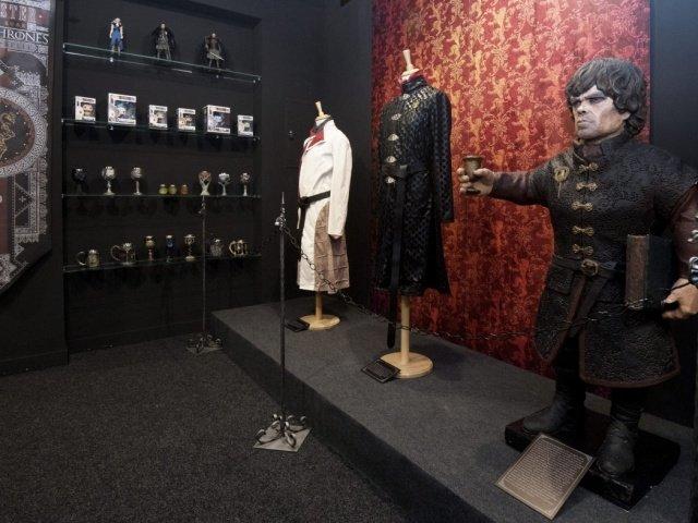 Фото з музею Гри престолів  - фото 329187