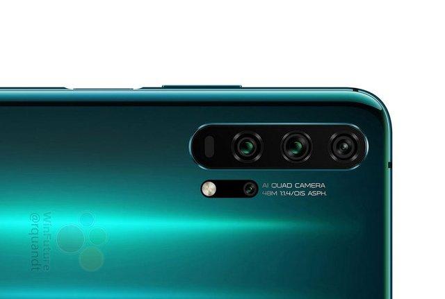 Представлено топовий смартфон HONOR 20: характеристики та огляд - фото 329226