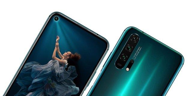 Представлено топовий смартфон HONOR 20: характеристики та огляд - фото 329229