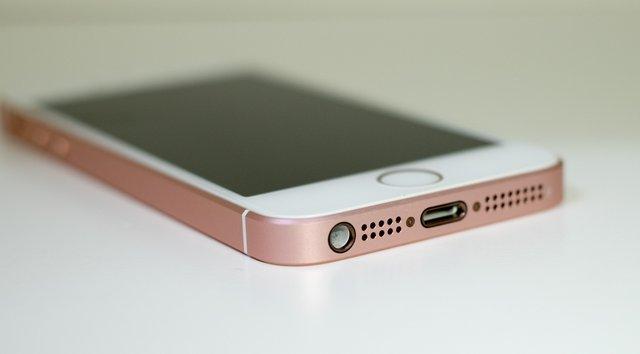 iPhone SE  - фото 329256