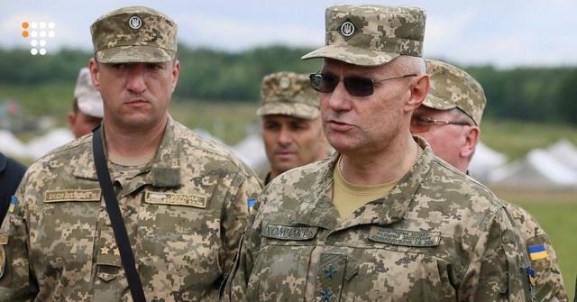 Командувати армією буде Руслан Хомчак  - фото 329300