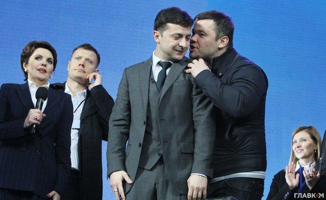 Андрій Богдан усіляко підтримував кандидата Володимира Зеленського - фото 329304