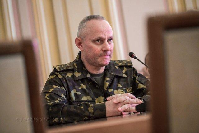 Зеленський призначив нового начальника Генштабу ЗСУ  - фото 329306