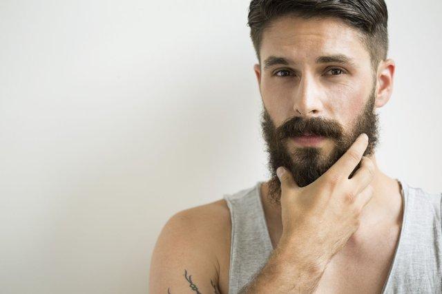 Не всім від природи дано мати пишну густу бороду - фото 329415