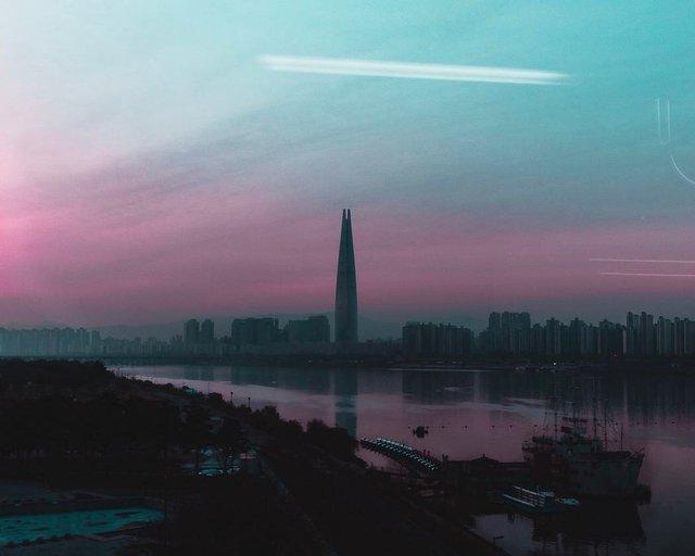 Життя у Сеулі: вуличні фото, які приковують погляд - фото 329449