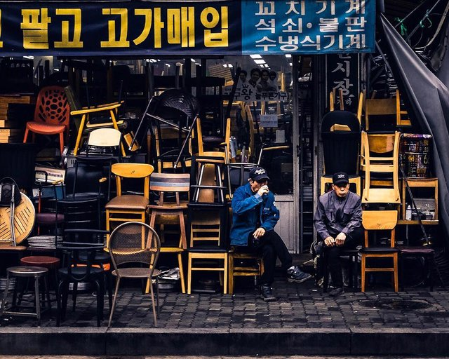 Життя у Сеулі: вуличні фото, які приковують погляд - фото 329451